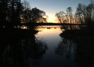 sunset-boats-pine-park